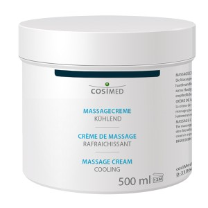 cosiMed Kühlende Massagecreme - 500 ml