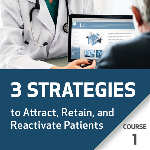 3 Strategies to Build a Strong Practice - Course 1