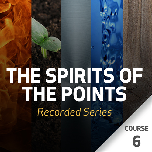 The Spirits of the Points - Course 6